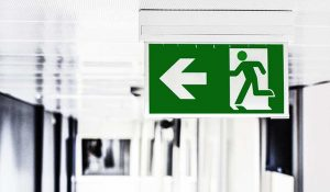 Social media exit mistake